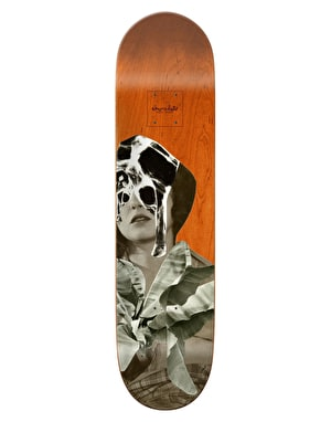 Chocolate Brenes Dru Collage Pro Deck - 8.25