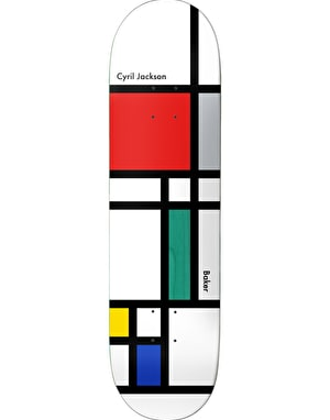 Baker Cyril Primary Pro Deck - 8.125