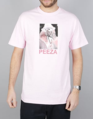 Pizza Killa Kels T-Shirt - Pink