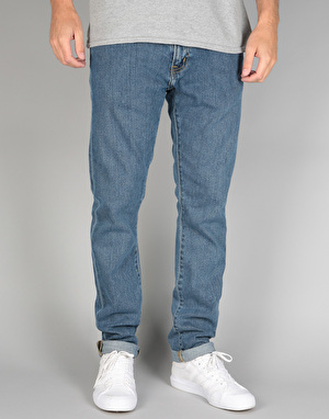 Carhartt Rebel Pant - Blue (Stone Washed)