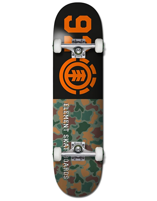 Element Jungle 92 Complete Skateboard - 7.75""