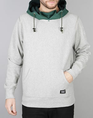 Acapulco Gold Alpine Pullover Hoodie - Heather Grey