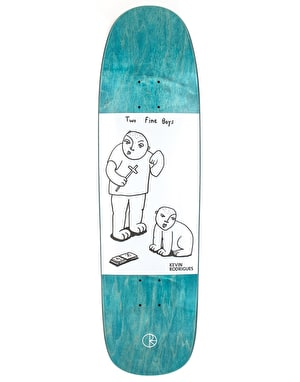 Polar Rodrigues Two Fine Boys Pro Deck - KEV1 Shape 8.625