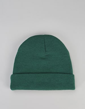 Route One NY Cuff Beanie - Forest Green