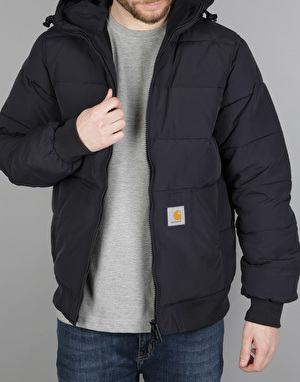 Carhartt Belmont Jacket - Dark Navy