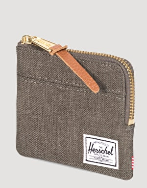 Herschel Supply Co. Johnny Wallet - Canteen Crosshatch