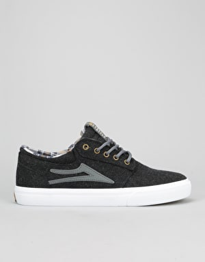 Lakai Griffin Skate Shoes - Phantom Textile
