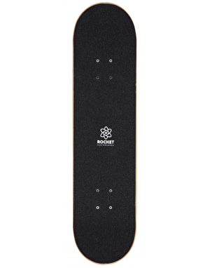 Rocket Flames Surveillance Series Complete Skateboard - 8