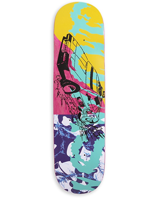 Quasi Fastcar [One] Team Deck - 8.25""
