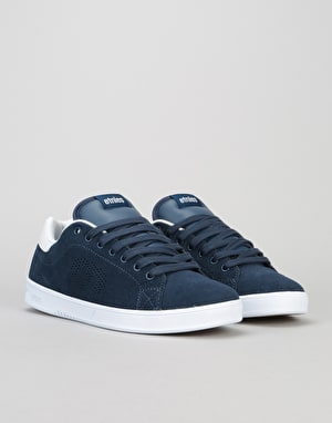 Etnies Calicut LS Skate Shoes - Navy/White/Gum