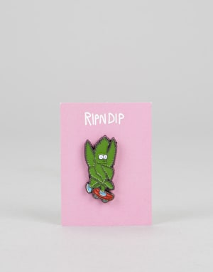 RIPNDIP Wart Pin - Green