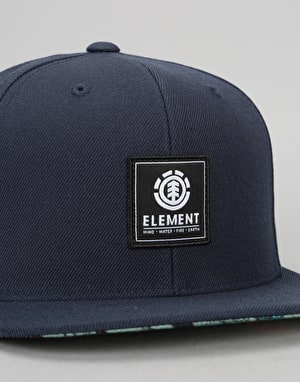 Element State Snapback Cap - Cut Out Camo