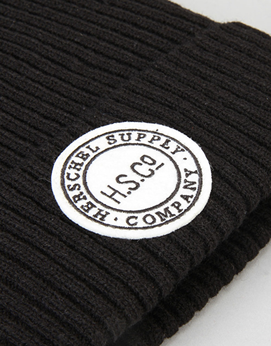 Herschel Supply Co. Aloft Beanie - Black
