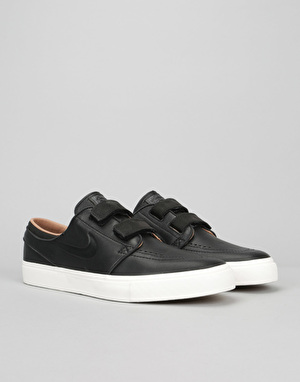 Nike SB Zoom Stefan Janoski AC Skate Shoes - Black/Sail/Dusted Clay