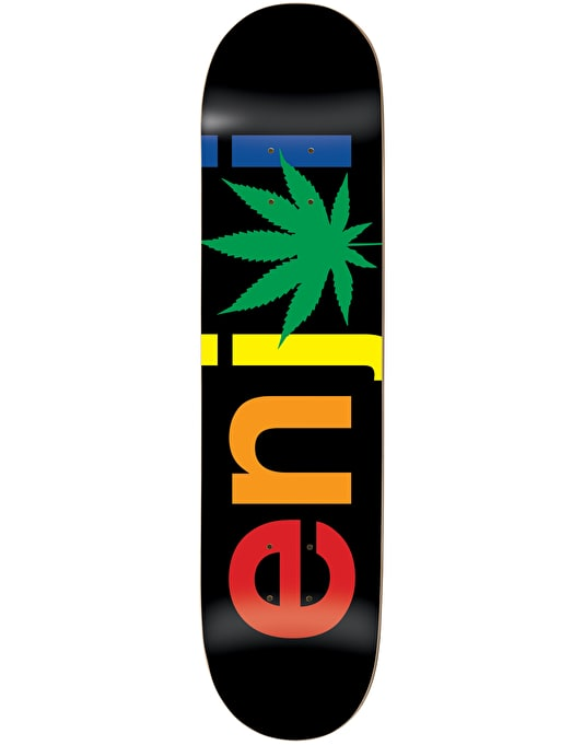 Enjoi Chronic Logo Skateboard Deck - 8.125""