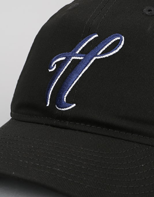 The Hundreds x New Era 29Twenty Maker Strapback Cap - Black