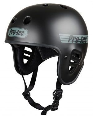 Pro-Tec Full Cut Helmet - Matte Black