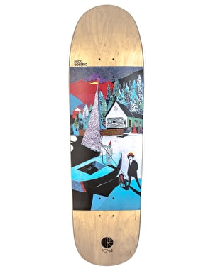 Polar Boserio AMTK Rainbow Valley Pro Deck - The Dude Shape 9