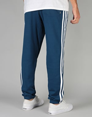 Adidas Blackbird Sweatpants - Mystery Blue/White