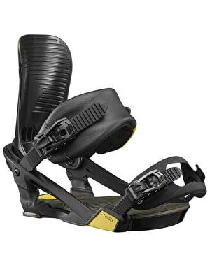 Salomon Trigger 2017 Snowboard Bindings - Dark