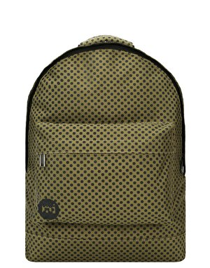 Mi-Pac Microdot Backpack - Khaki/Black