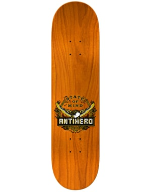 Anti Hero Russo State of Mind Pro Deck - 8.25