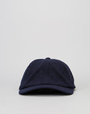 Mitchell & Ness Court Stretch Strapback Cap - Navy