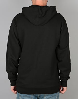 Transworld Classic Logo Pullover Hoodie - Black