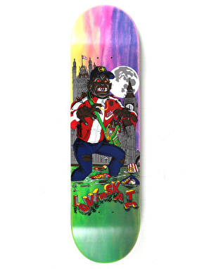 Lovenskate Werewolf of London Team Deck - 8.25