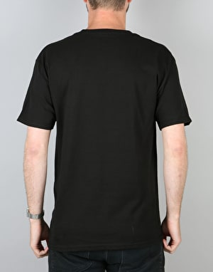 HUF x Skate NYC T-Shirt - Black