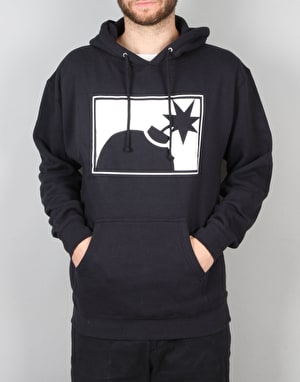 The Hundreds Forever Half Bomb Pullover Hoodie - Navy