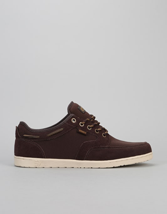Etnies Dory Skate Shoes  BrownTanBrown