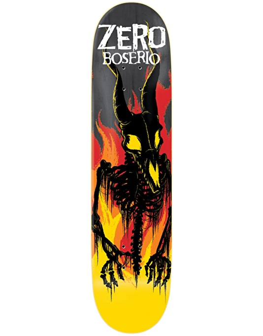 Zero Boserio From Hell Impact Light Pro Deck - 8.375""