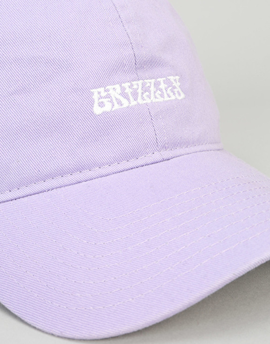 Grizzly x Jimi Hendrix Grizzly Hendrix Cap - Lavender