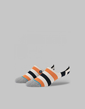 Stance Rodney Super Invisible Socks - Orange