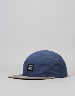 Herschel Supply Co. Glendale 5 Panel Cap - Navy/Warm Grey