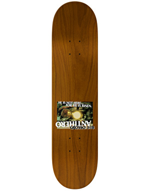 Anti Hero Grosso Crucifried Pro Deck - 8.75