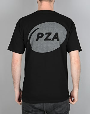 Pizza P10 T-Shirt - Black