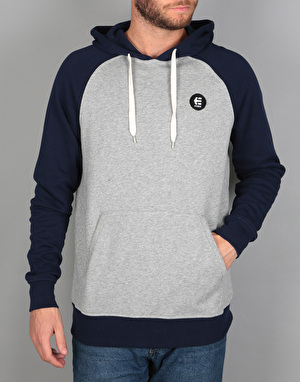 Etnies E-Base Pullover Hoodie - Grey/Heather