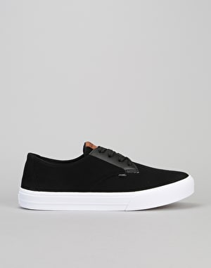 Globe Motley LYT Skate Shoes - Perf Black/White