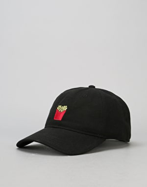 Route One Fries Cap - Black