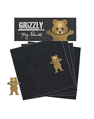 Grizzly Pudwill Bear Die Cut Bear Pro 9