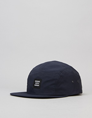Herschel Supply Co. Glendale 5 Panel Cap - Dark Navy