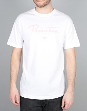 Primitive Core Logo T-Shirt - White
