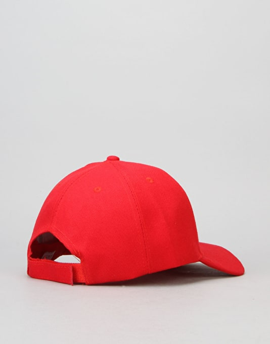Route One Blank Baseball Cap - Red