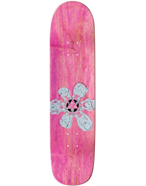 Welcome The Magician on Bunyip Skateboard Deck - 8