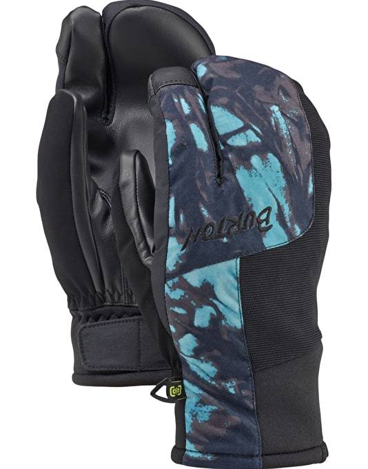 Burton Empire Gore-Tex 2017 Snowboard Mitts - Eclipse Tie Dye Trench
