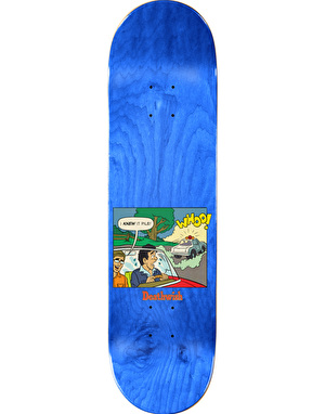 Deathwish Greco Teen-Ager Pro Deck - 8.25