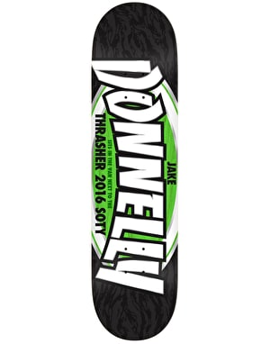 Real Donnelly Van Life Pro Deck - 8.18