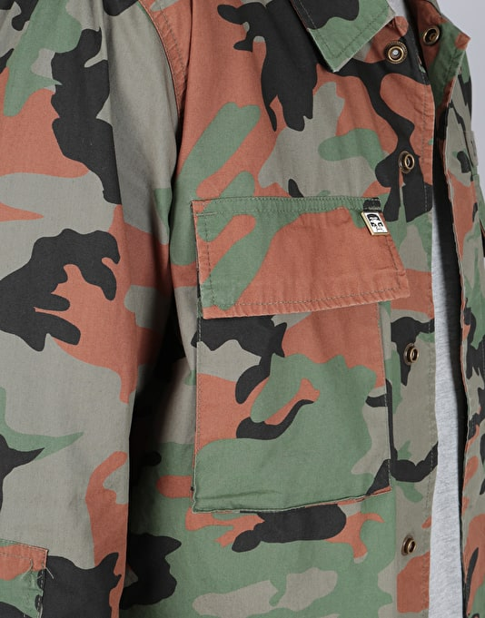 Obey Tripper Jacket - Camo